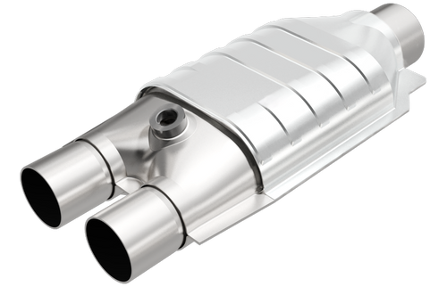 Magnaflow 3321037 | 2-2.5in. | Universal California Legal Pre-OBDII Catalytic Converter | EO D-193-134