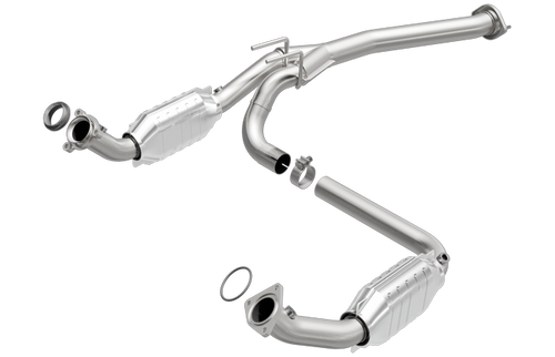 Magnaflow 4451211 | Chevrolet/GMC | Express 1500/ Express 2500 | Savana 1500/Savana 2500 | 4.3L, 5.3L | Direct-Fit California Legal Catalytic Converter OBDII | EO D-193-136
