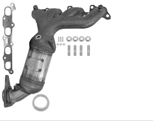 CHEVROLET COLORADO, GMC CANYON, ISUZU I-290 | 2.9L | Front manifold with integrated catalytic converter | Direct Fit | California-NY approved EO D-798