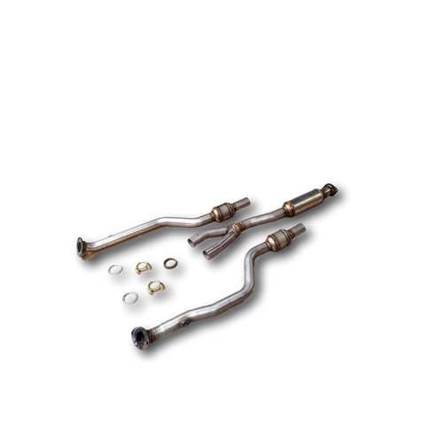 Aluminzied Rear Converter and Y Pipe assembly | LEXUS GS350 All Wheel Drive Only | 3.5L | AWD | Catalytic Converter-Direct Fit | OEM Grade EPA
