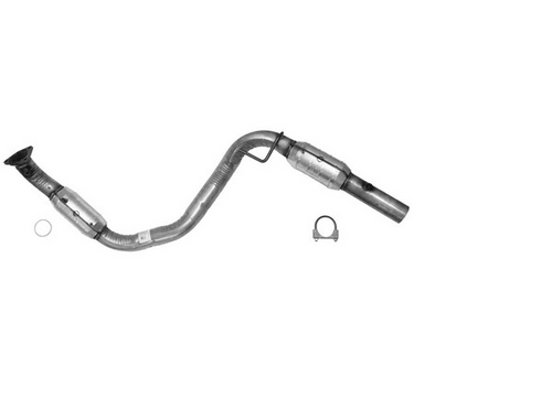 888733001 | Chevrolet Express 2500/3500 | GMC Savanna 2500/3500 | 2006 4.8L | 2004-2005 6.0L |  Driver Side | Catalytic Converter Assembly Direct Fit | California Legal