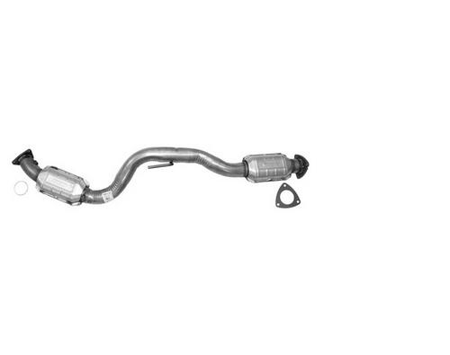 888733002 | Chevrolet Express 2500/3500 | GMC Savanna 2500/3500 | 2006 4.8L | 2004-2005 6.0L |  Passenger Side | Catalytic Converter Assembly Direct Fit | California Legal