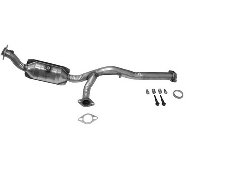 FORD RANGER, MAZDA B4000 | 4L | 2WD + 4WD  | Driver Side | Catalytic Converter-Direct Fit | California Legal EO D-798