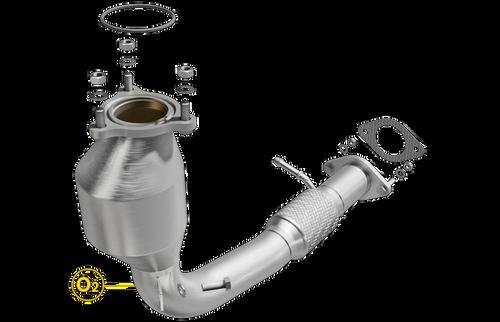 MagnaFlow 93230 Direct Fit Catalytic Converter MagnaFlow Exhaust Products Non CARB compliant