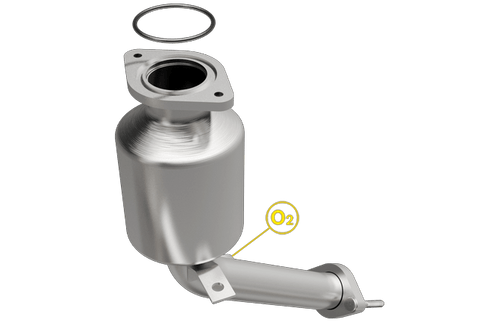 Magnaflow 5411043 | Ford Five Hundred/ Freestyle | Mercury Montego | 3L | FWD | Front Forward | Direct-Fit California Legal Catalytic Converter OBDII | EO# D-193-135