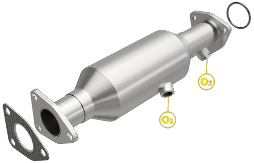 "Magnaflow 4481616 | Acura CL/TL | Honda Accord | 3L, 3.2L |17.25"" Overall length only 