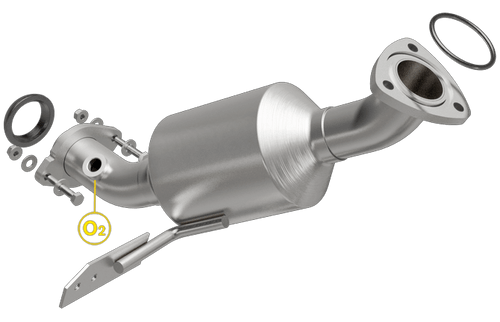 Magnaflow 4481699 | Cadillac CTS | 3.2L | Driver Side | Direct-Fit California Legal Catalytic Converter OBDII | EO# D-193-139