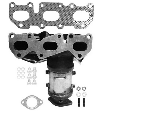 API 74117950318 | HYUNDAI ENTOURAGE, KIA SEDONA | 3.8L | Rear Manifold-Passenger Side-Bank 1 | California Legal Catalytic Converter-Direct Fit | EO D-798