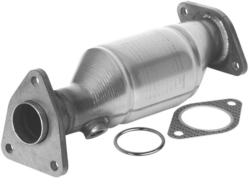 Magnaflow 5481668 | 2005-2006 only | Nissan | Frontier/Pathfinder/XTERRA | 4.0L | Front Passenger Side-BANK 1 | Catalytic Converter-Direct Fit | California Legal | EO# D-193-148