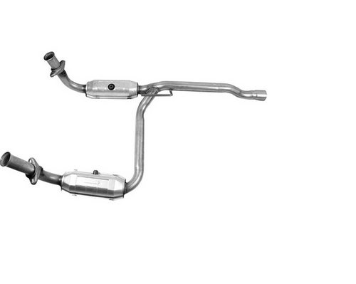 888545187 | DODGE NITRO | 3.7L | Catalytic Converter-Direct Fit | California Legal | EO# D-798