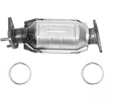 8885581664 | Nissan | Pathfinder | X-Terra | Frontier | 2011-2012 | 4.0L | Driver Side | Front - Bank 2 | Direct Fit California Legal Converter | EO D-798