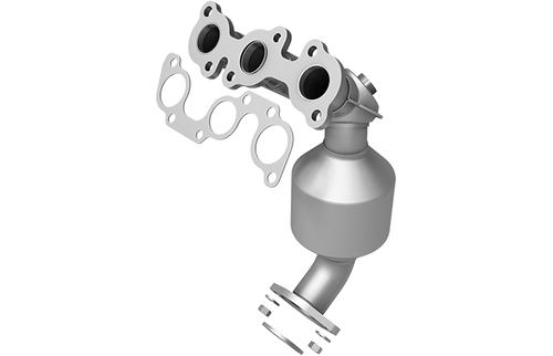 88883153 | Lexus | ES330 | 3.3L |  Bank 1 | Rear Manifold With Integrated Catalytic Converter | California Legal | D-182-69