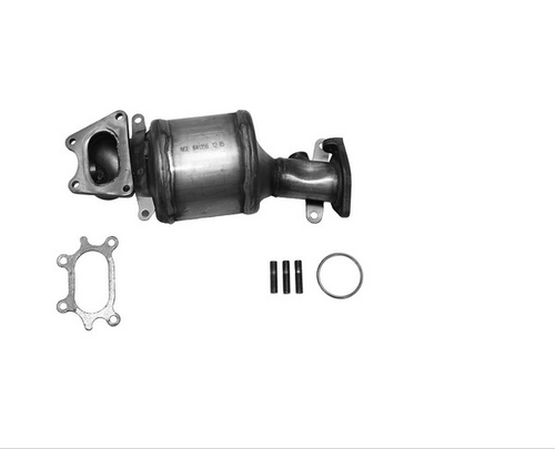 Acura TL | 3.2L | Rear-BANK1 |  Exhaust Manifold With Integrated Catalytic Converter | California Certified/Legal