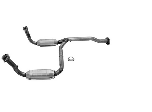 2008-2012 Jeep Liberty | 2009-2011 Dodge Nitro | 3.7L | RWD and AWD | Catalytic Converter-Direct Fit | California Legal | EO# D-193-144