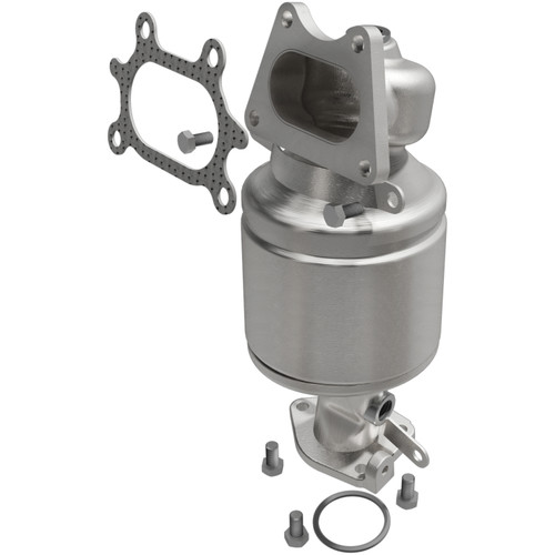 2012-2015 | Honda Accord | 3.5L | Front - Radiator Side-Bank 2 | California/NY Legal | Direct Fit Catalytic Converter | EO D-182-72