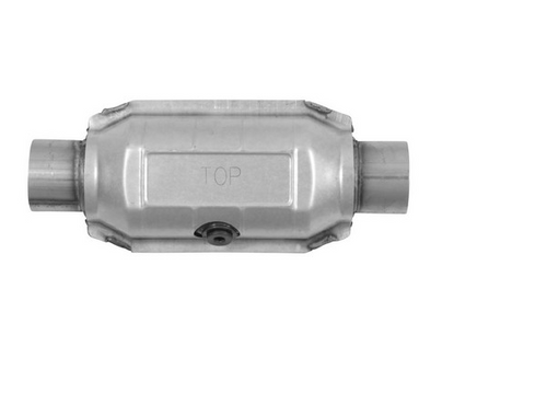 2005-2006 | TOYOTA TUNDRA |  4.7L | Universal | Weld-On |  Catalytic Converter-Direct Fit | California Legal | EO# D-798