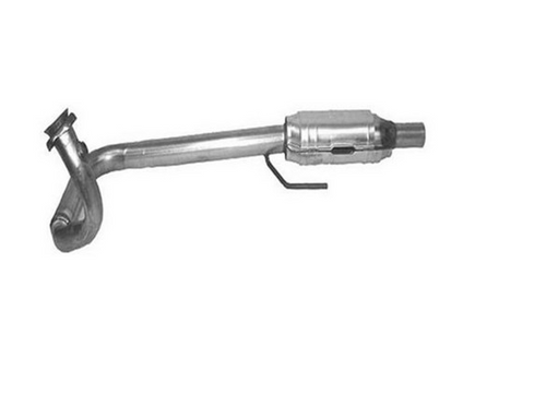1997-1998 | JEEP WRANGLER | 2.5L | Catalytic Converter-Direct Fit- Includes Front Pipe | California Legal | EO# D-665-17-Front Pipe with converter