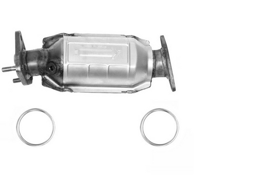 2005-2006 | Nissan/Suzuki | Frontier/Pathfinder/XTERRA/Equator | 4L | Driver Side-FRONT-BANK 2 | Direct-Fit California Legal-New York Legal Catalytic Converter | EO# D-182-171