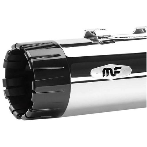 Magnaflow 7200203 MagnaFlow Harley-Davidson® Touring Top Gun Series Slip-On Exhaust Muffler Set Without Converter - 1