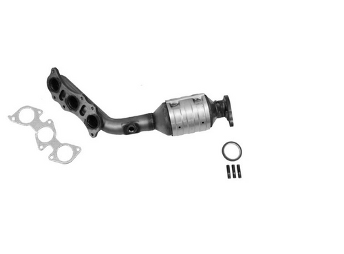 2003-2004   Toyota 4Runner   4.0L   Bank 2-Driver Side  Front  Direct Fit Catalytic Converter   California Legal   EO D-280-101
