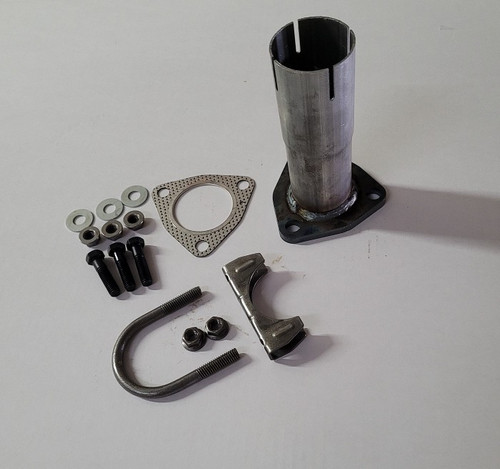 2003-2007 Honda Accord 2.4L resonator inlet repair pipe with hardware