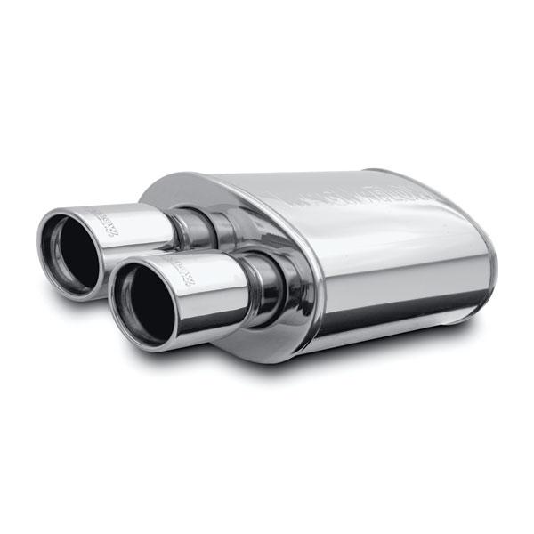 Magnaflow 14862_Stainless Muffler W/Tips