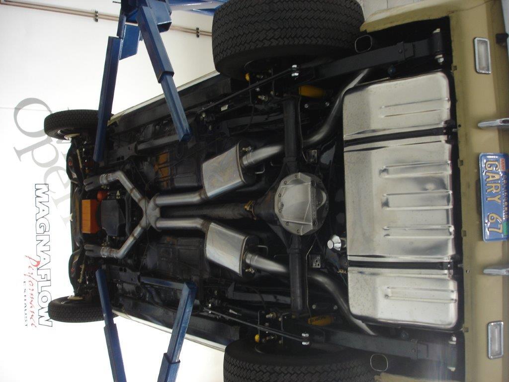 Camaro Big block magnaflow -1