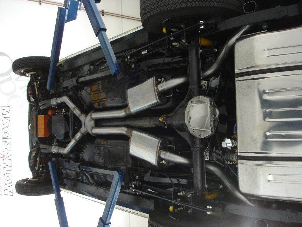 Camaro Big block magnaflow -2