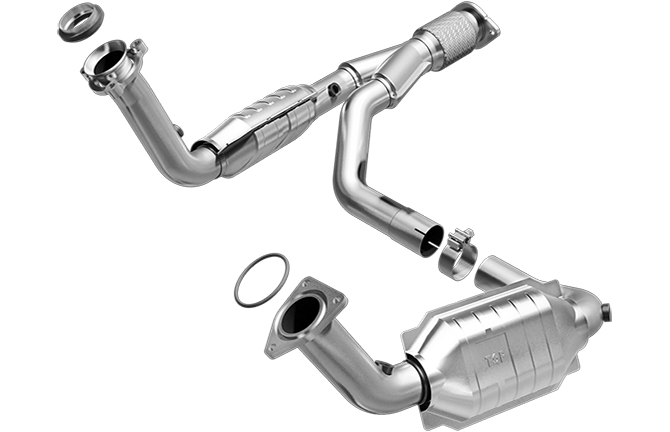 BUICK RAINIER, CHEVROLET TRAILBLAZER, GMC ENVOY   5.3L/6L   Catalytic Converter-Direct Fit   OEM Grade EPA