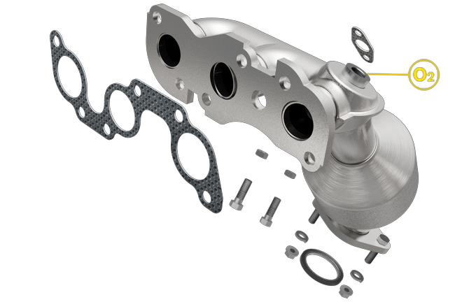 Magnaflow 50260 | LEXUS ES300, TOYOTA CAMRY | 3L | Rear | Catalytic Converter-Direct Fit | Standard Grade EPA