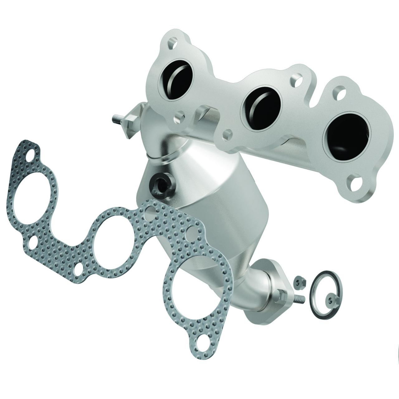 Magnaflow 49837 | LEXUS RX330, TOYOTA SIENNA (AWD)/HIGHLANDER | 3.3L | Passenger Side-BANK 1 | Catalytic Converter-Direct Fit | OEM Grade EPA