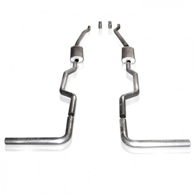 Chevy GMC Truck Dual Exhaust