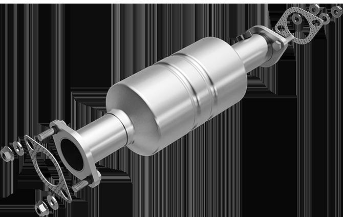 Magnaflow 455043 | Mitsubishi Outlander | 2.4L | Catalytic Converter-Direct Fit | California Legal | EO# D-193-115