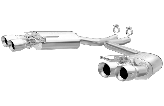 Magnaflow 19238 | Audi SQ5 | 3L | Touring Series Performance Exhaust System