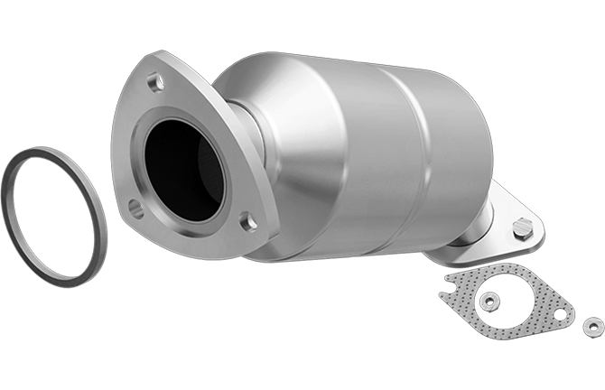 BUICK ENCLAVE, CHEVROLET TRAVERSE, GMC ACADIA, SATURN OUTLOOK   3.6L   Front/Rear   Catalytic Converter-Direct Fit   California Legal   EO# D-193-128