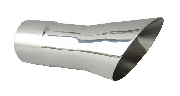 "1968-1972 Oldsmobile Cutlass | Stainless Trumpet Style Tips | 2.5"" Inlet"