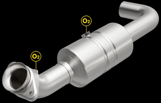 Magnaflow 52296 | FORD F-150 | 4.6L | Driver Side | Catalytic Converter-Direct Fit | OEM Grade EPA