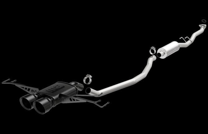 2006-2011 Honda Civic 1.8L Exhaust Resonator Pipe fits