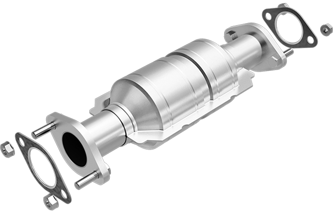 Chevrolet/Pontiac , AVEO/AVEO5/G3 | 1.6L | Rear | Direct-Fit California Catalytic Converter