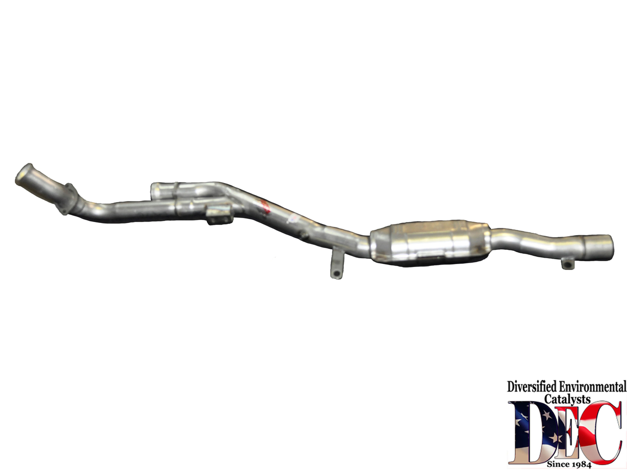 MERCEDES-BENZ S600 | 6L | Passenger Side | Catalytic Converter-Direct Fit | Standard Grade EPA