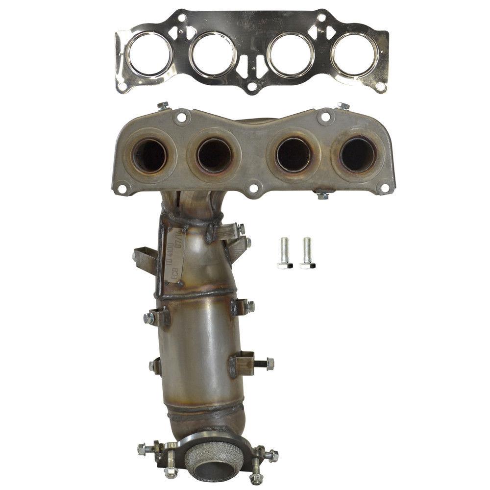 SCION TC, TOYOTA COROLLA   2.4L   Front   Catalytic Converter-Direct Fit   California Legal   EO# D-182-62