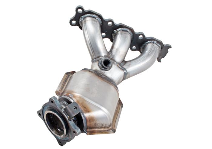 DRXVL243633550R | VOLVO XC90 | 3.2L | Rear Manifold -BANK 2 | Catalytic Converter-Direct Fit | OEM Grade EPA
