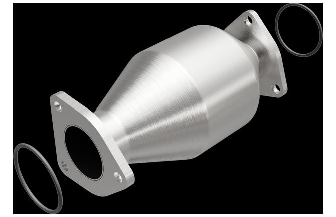 ACURA MDX/TL, HONDA ACCORD/ODYSSEY/PILOT/RIDGELINE   3.5L   Rear   Catalytic Converter-Direct Fit   Standard Grade EPA