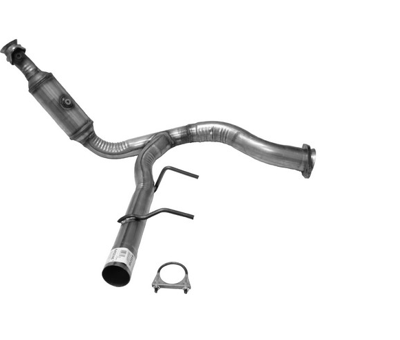 Ford F-150 | 4.6L | Passenger Side - Bank 1 | Catalytic Converter-Direct Fit | California/NY Legal | EO# D-193-143