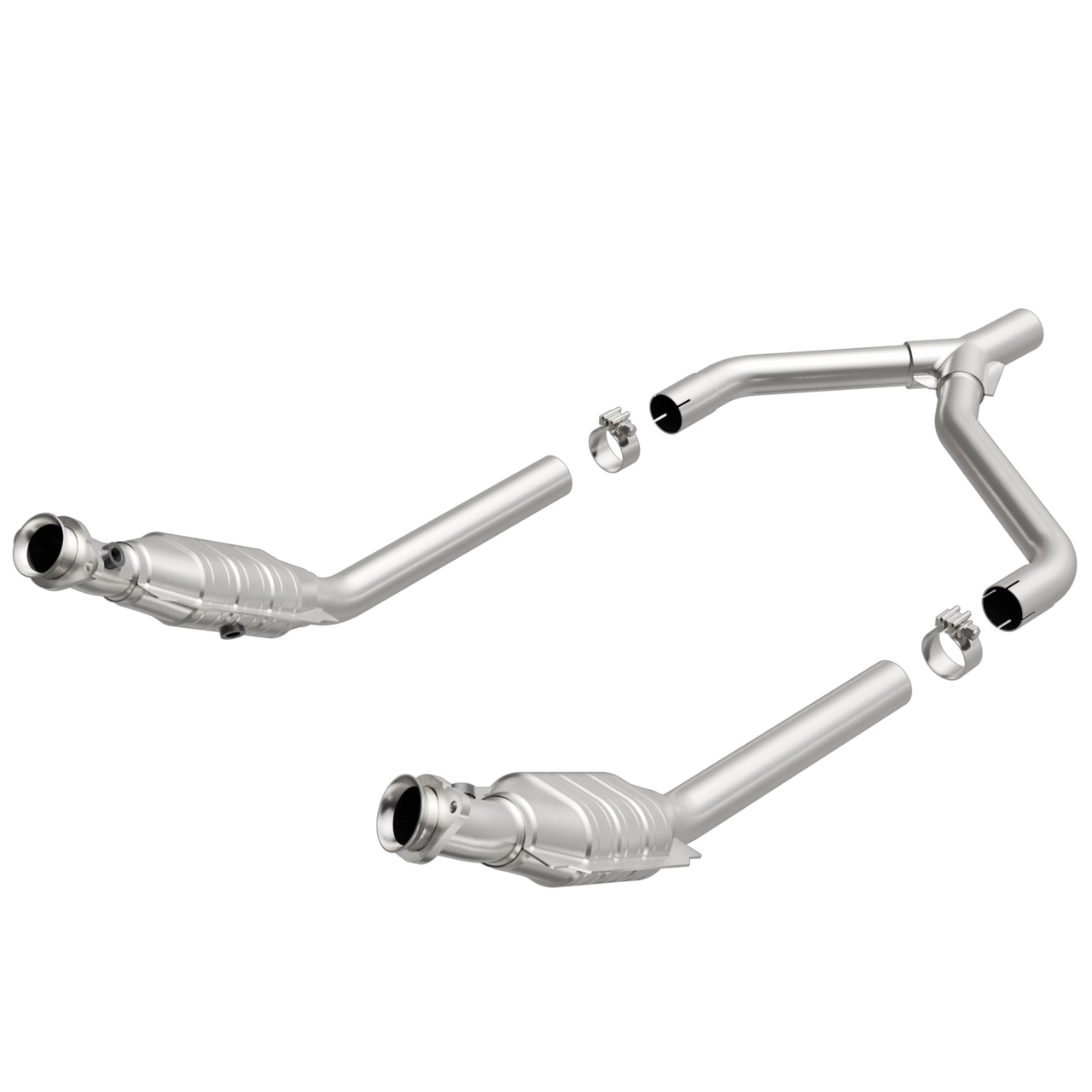 Magnaflow 5461533   FORD MUSTANG   4L   Catalytic Converter-Direct Fit   California Legal   EO# D-193-140