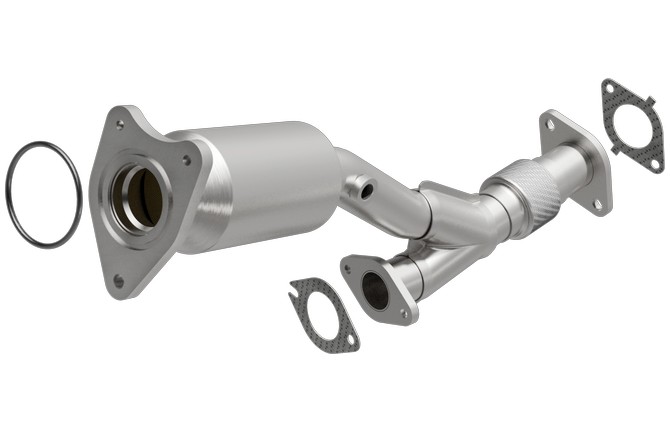 Magnaflow 5461229 | Chevrolet Malibu | Pontiac G6 | 3.5L | Rear | Direct-Fit California Legal Catalytic Converter OBDII | EO# D-193-140