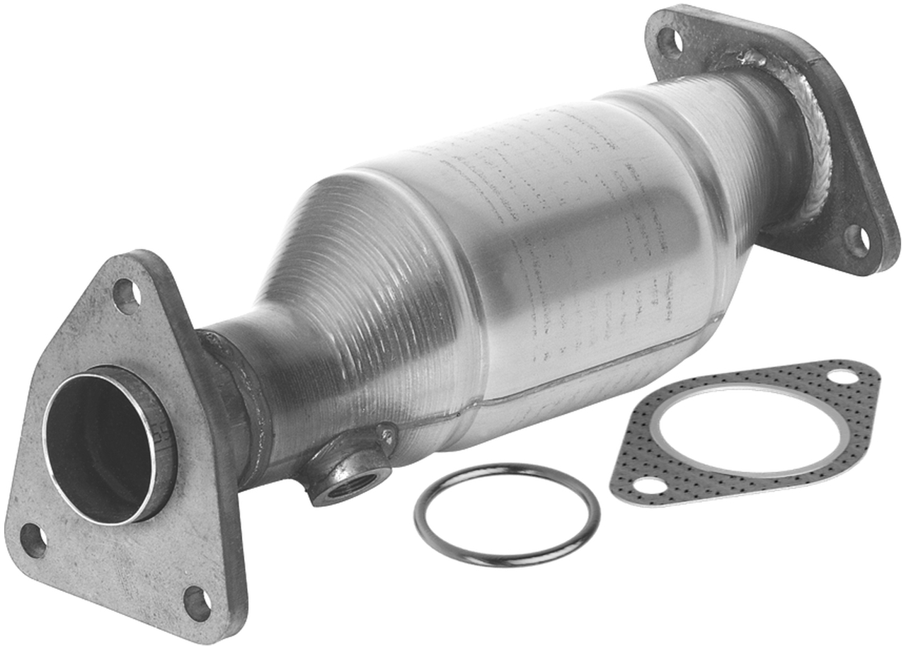 Magnaflow 5581668 | Nissan | Frontier/Pathfinder/XTERRA/NV 1500/NV 2500/ NV 3500 | Suzuki Equator | 4.0L | Front Passenger Side-BANK 1 | Catalytic Converter-Direct Fit | California Legal | EO# D-193-138