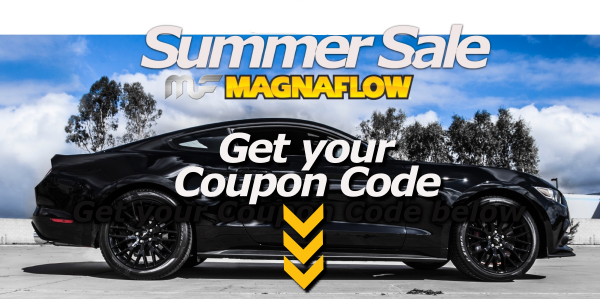 magnaflow coupons summer 2019