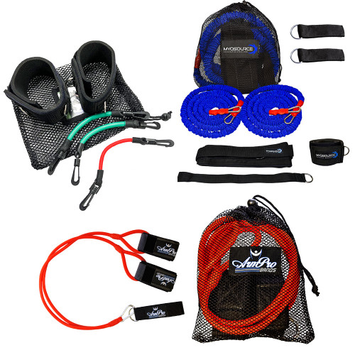 The Pitcher's Performance Kit includes 3 great products to help softball and baseball pitchers improve their game.