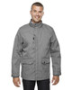 City Grey - 88672 North End Sport Blue Uptown Three-Layer Light Bonded Soft Shell Jacket | Blankclothing.ca
